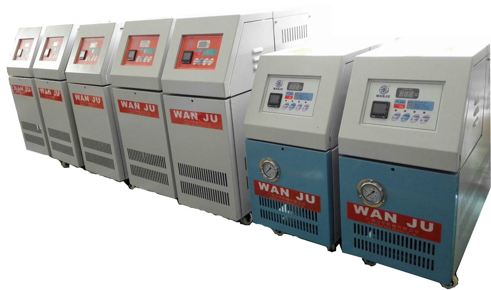 注塑行经济节能型水温机