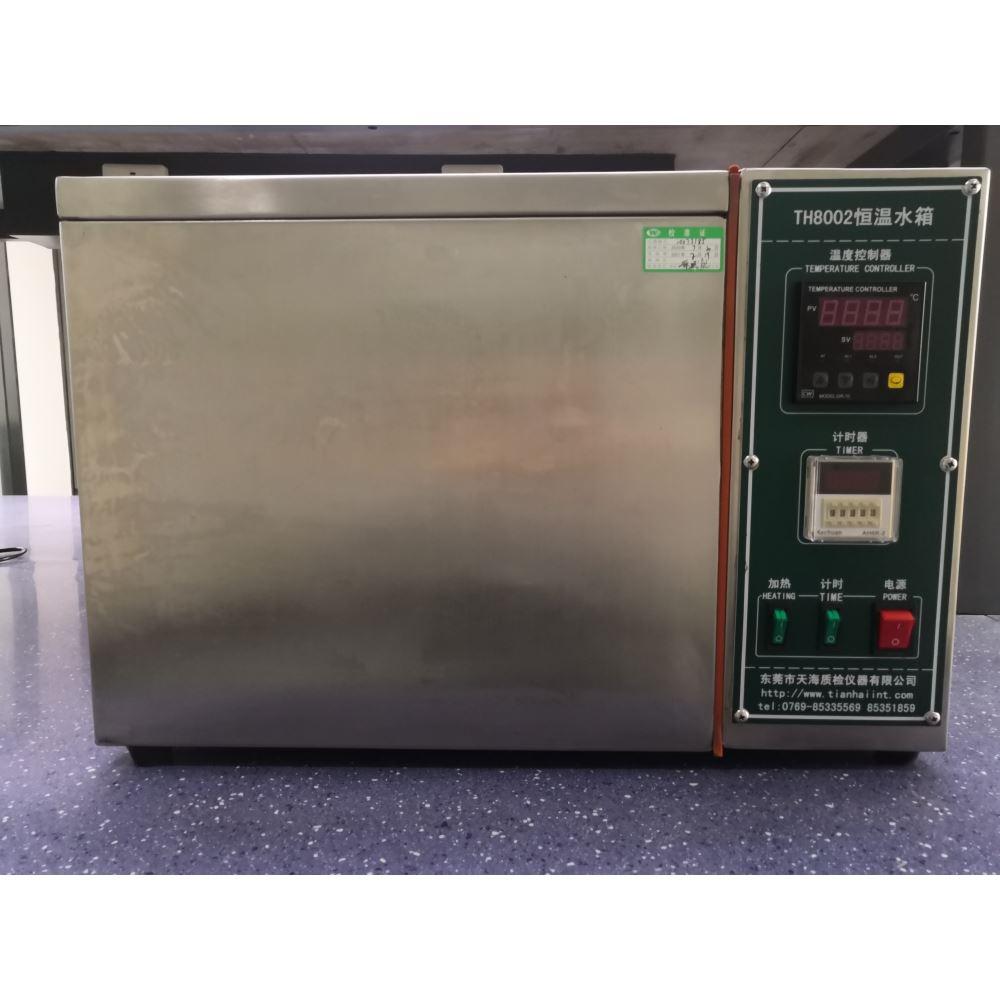 此恒温水箱合适 UL758/1581、UL62 等规范; 合用于各类行业,具备主动 控温、恒温功效,节制精度 高。