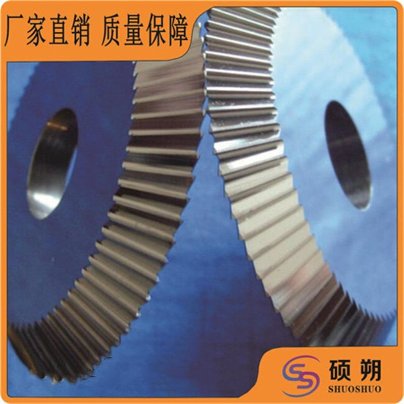 焊接合金式或高速钢单角铣刀