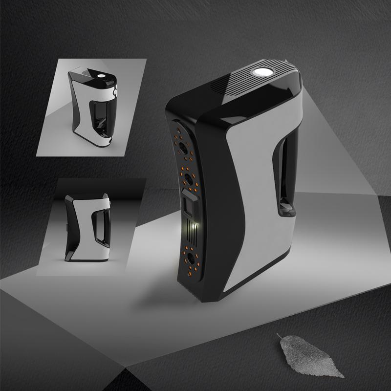 彩色手持大幅面3D扫描仪