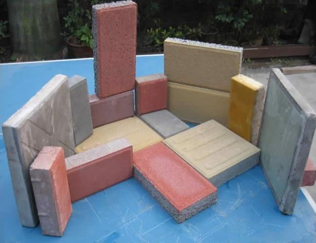 新型透水砖