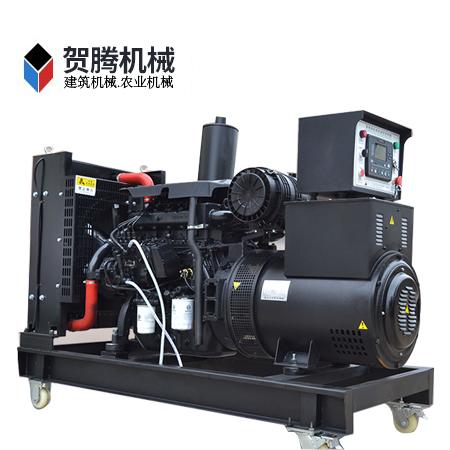 柴油发电机组30/40/50/75/100/120/150/200KW300千瓦商用380V