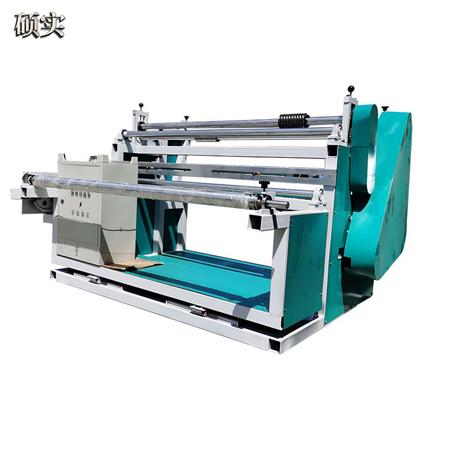 多功能熔喷布分切复卷机数控无纺布收卷分切机切割收卷机子现货供