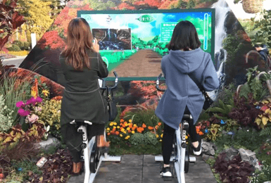 【省森林协会】森林骑行漫游