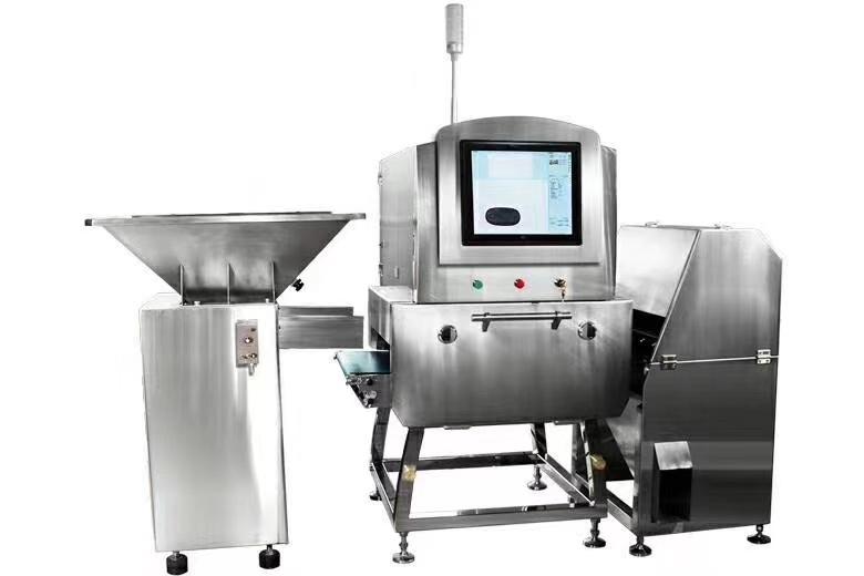散料x光金属异物检测机