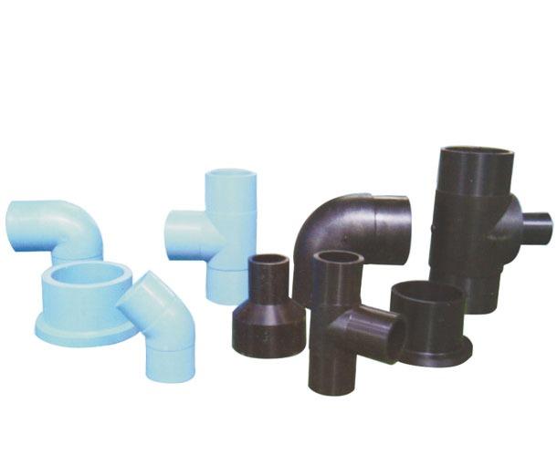 西安HDPE給水管配件廠家定制