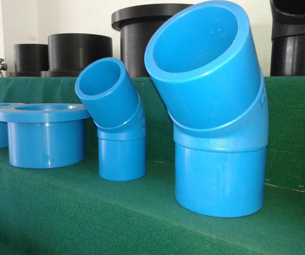 陜西HDPE給水管件出產廠家
