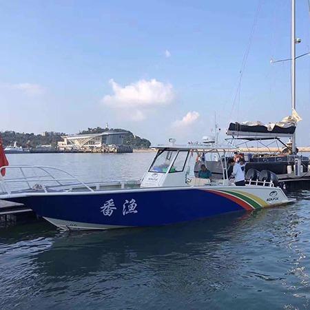 釣魚艇快艇系列