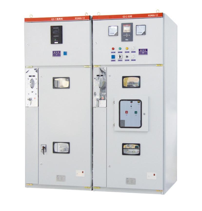 箱型固定交流金属封闭开关设备XGN66-12