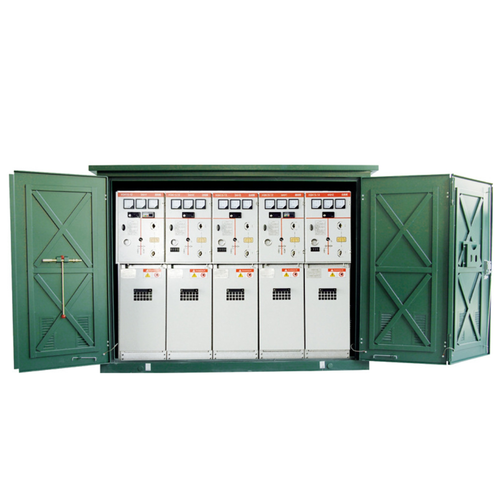 电缆分支箱(环网箱/开闭所)DFWK-12