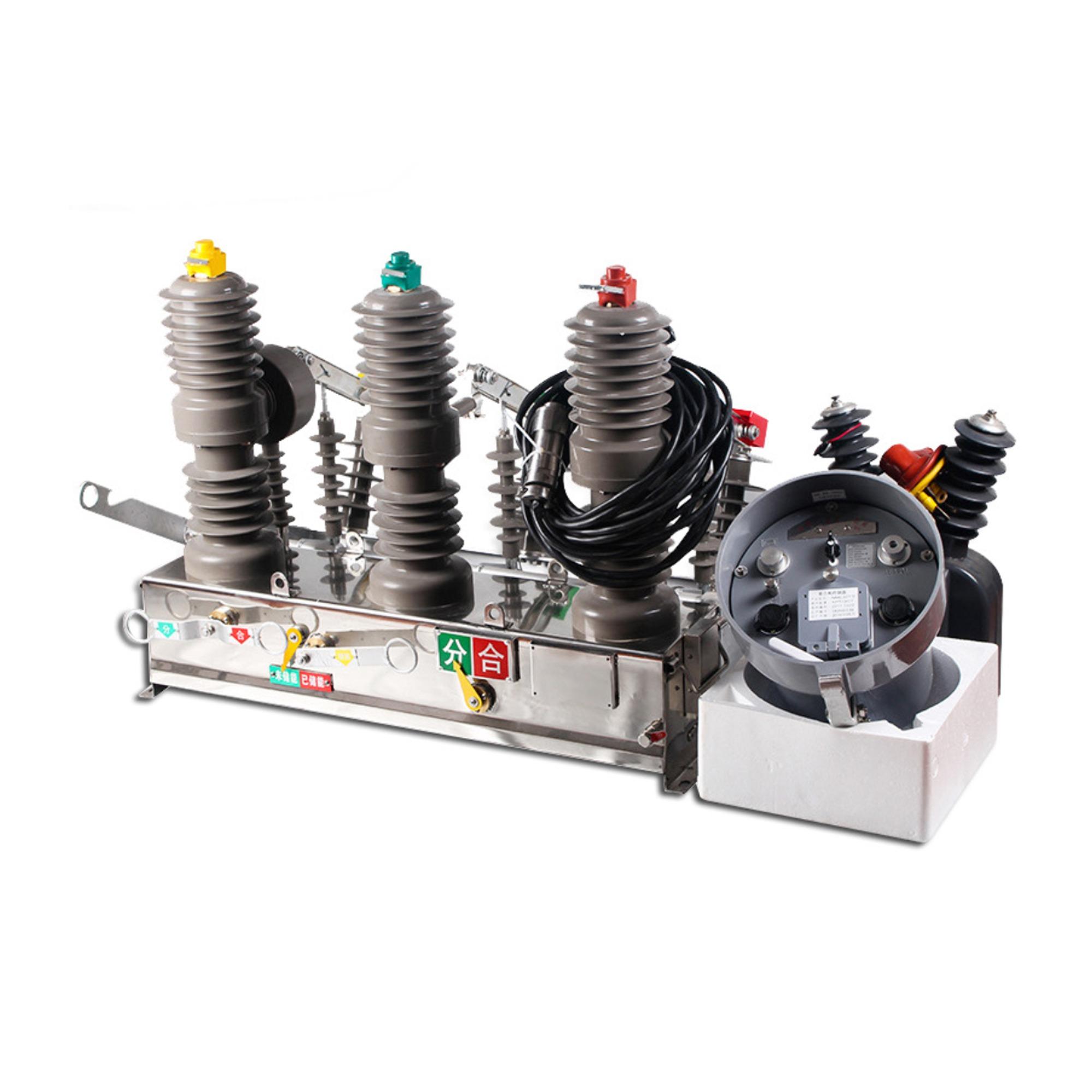 户外高压真空断路器ZW32-12
