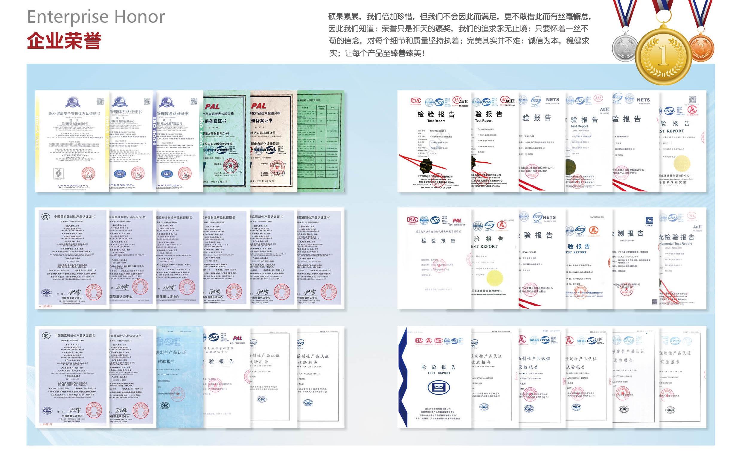 企业产品报告