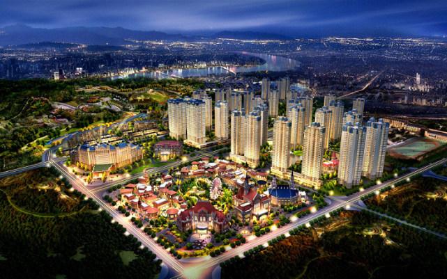 Evergrande Real Estate-Century Dream City