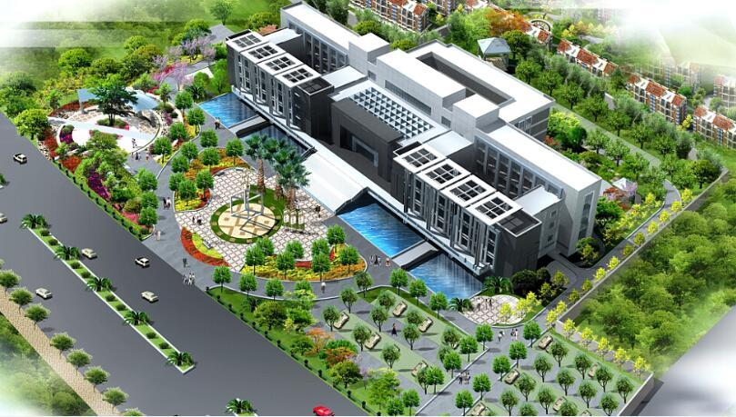 雲南省住建廳景觀設計