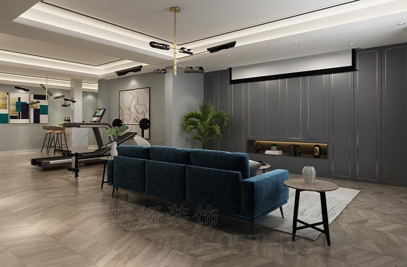 杭州别墅装修设计