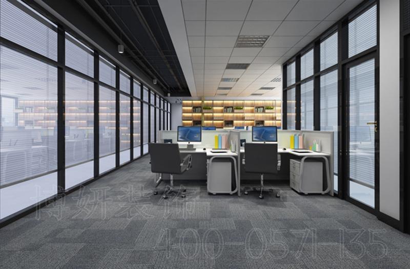IFC互联网+金融中心办公室装修