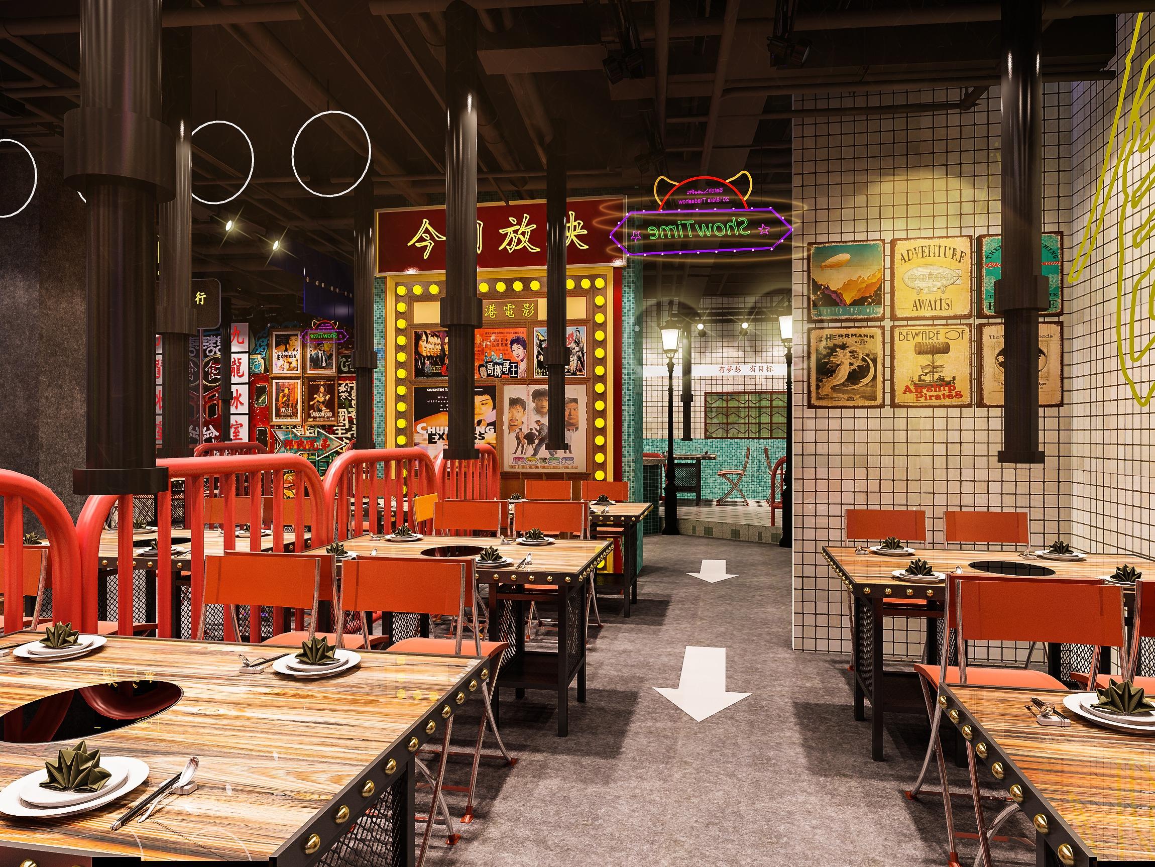 杭州專業餐廳裝修設計,杭州餐廳軟裝裝修設計,杭州餐廳別樣裝修預算報價,杭州餐廳餐館裝修設計效果圖,杭州獨特餐廳裝修裝飾展示