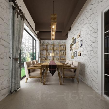 杭州咖啡厅装修设计公司案例