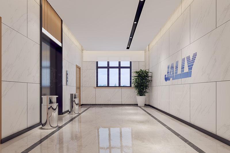 生物科技公司办公室装修