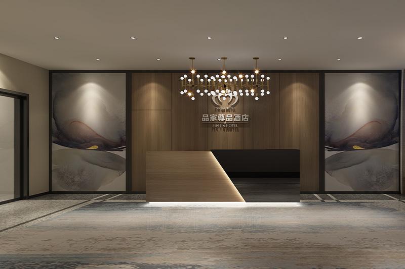 杭州滨江酒店设计装修案例