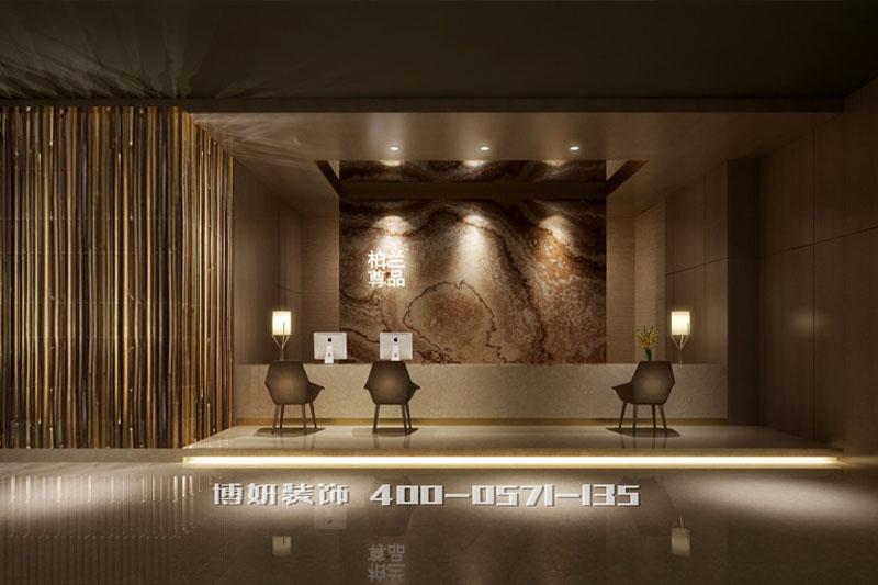 杭州精品连锁酒店装修设计案例