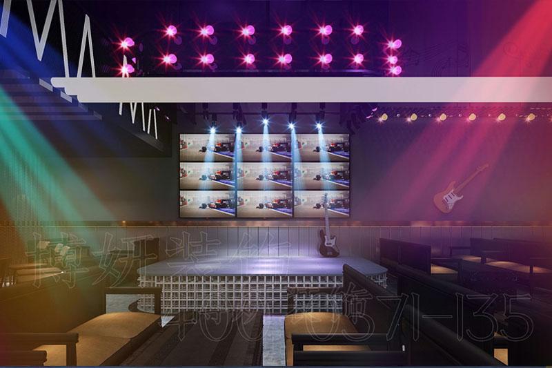 杭州MAMA酒吧装修设计