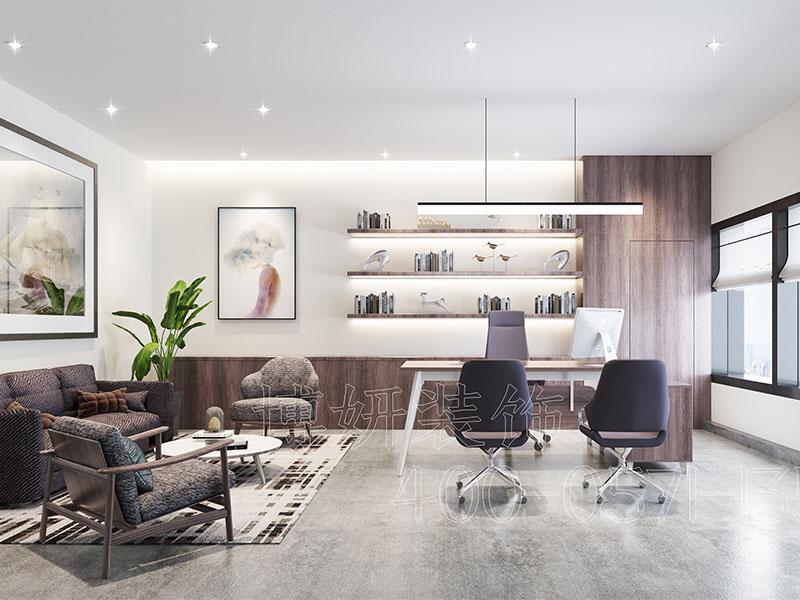 办公室装修,办公室装修图,办公室装修案例