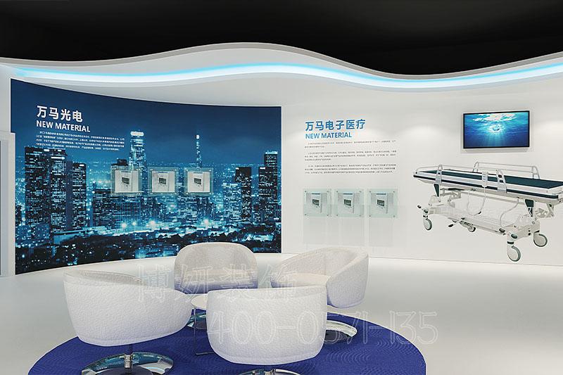 杭州公司展厅装修,杭州公司展厅装潢设计,杭州公司展厅装修效果图,杭州装修公司,杭州公装软装设计公司