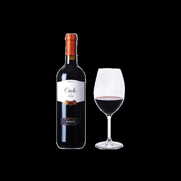 买5送1圣加美图法国原瓶进口红酒波尔多产区利姿珍藏干红葡萄单支
