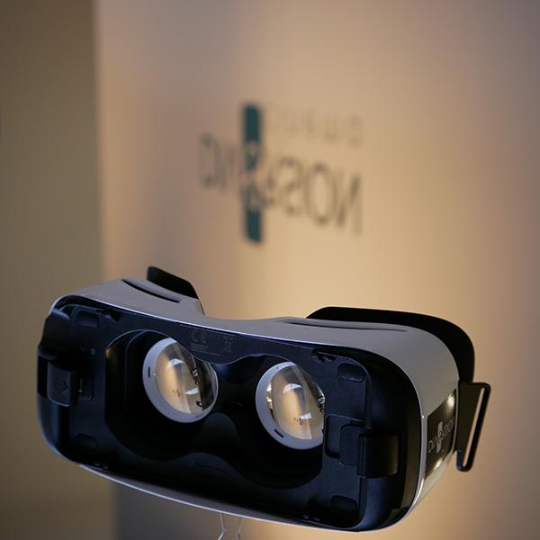 黑白VR眼镜