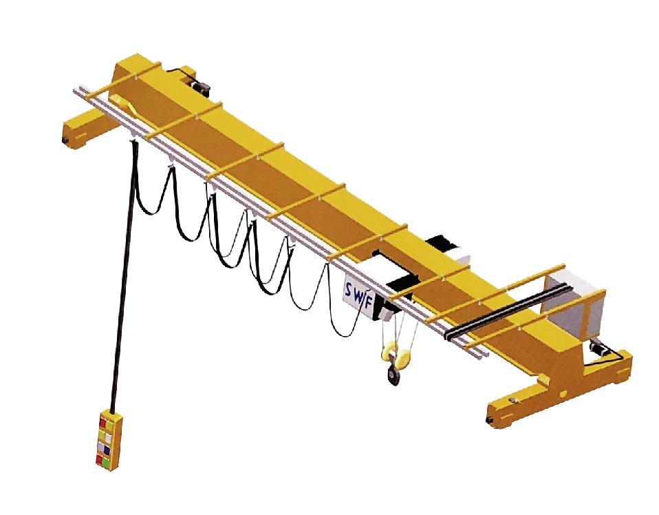 CXTS歐式單梁橋式起重機