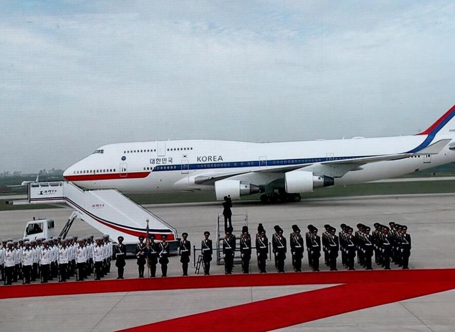 韩总统专机将配备反导系统 可探测摧毁敌方导弹