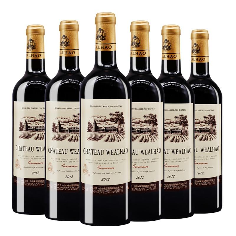 佳美娜2012干红葡萄酒