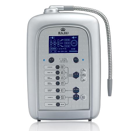 富氫電解水機—櫥上式L320