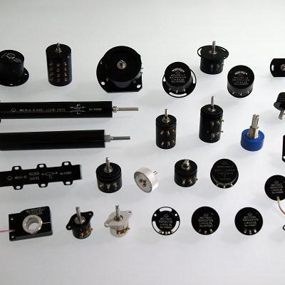 導電塑料電位器組合