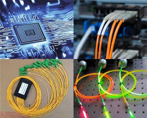 光通信线缆保护层固化