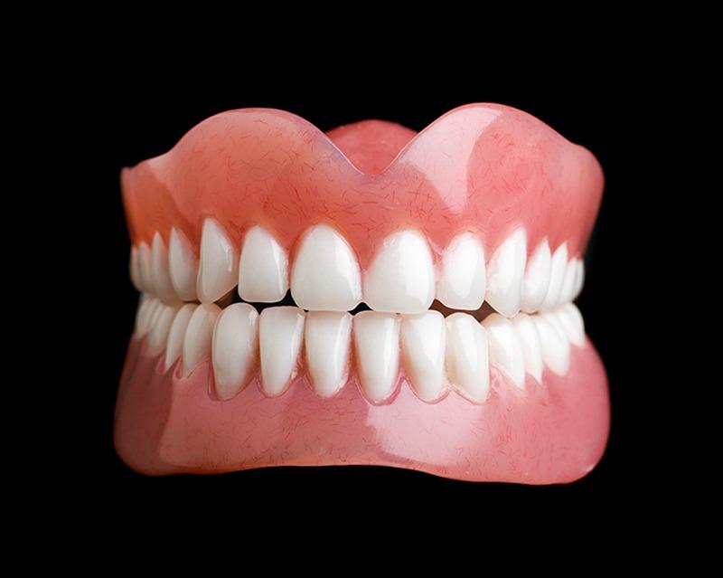 医疗牙模固化