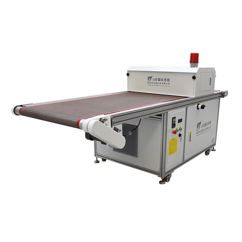 UVLED花纸丝印固化机