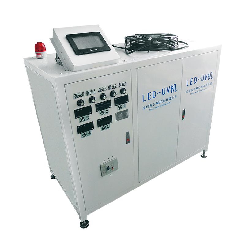 UVLED轮转固化机