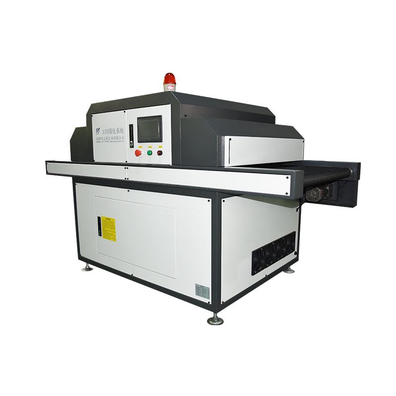 UVLED烫金丝印固化机