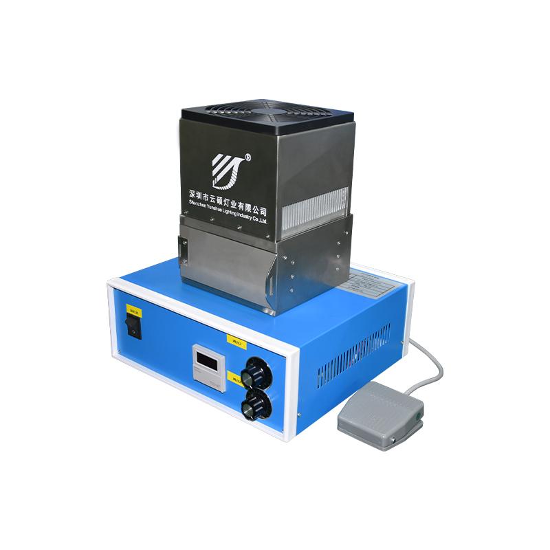 UVLED抽屉式胶水固化机