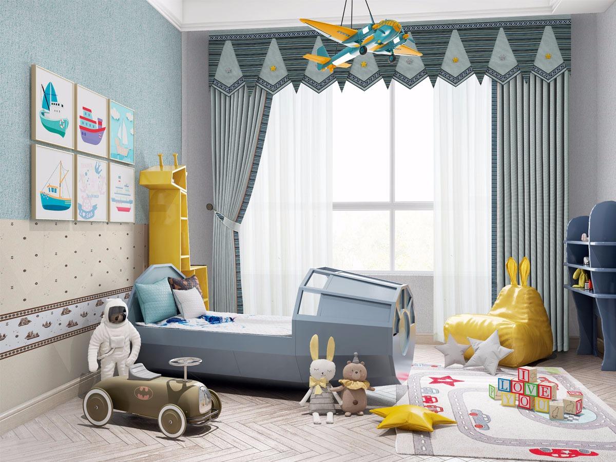 D1002-儿童风格