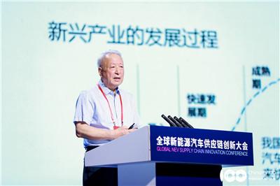 中国新技术路线:节能(混动为代表)与新能源各50%,坚持纯电驱动战略取向