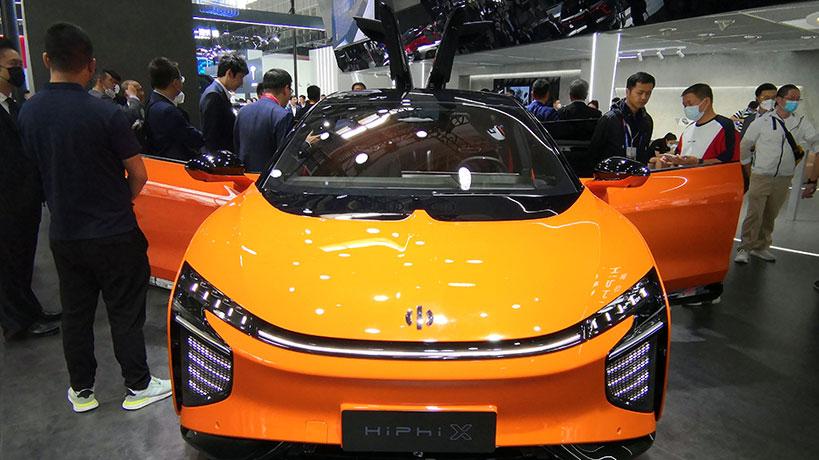 2020北京车展电动汽车十大看点