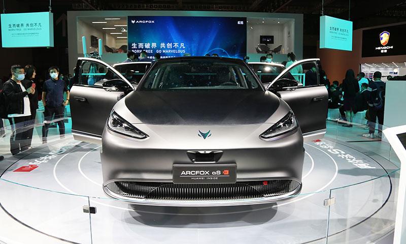 5年投放至少8款车型 ARCFOX极狐启动海外战略