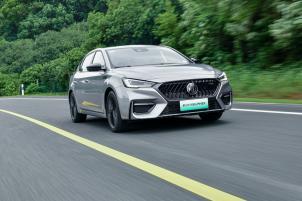 2020年度中国汽车保值率公布  MG6 PHEV、纯电动MG EZS两款新能源...