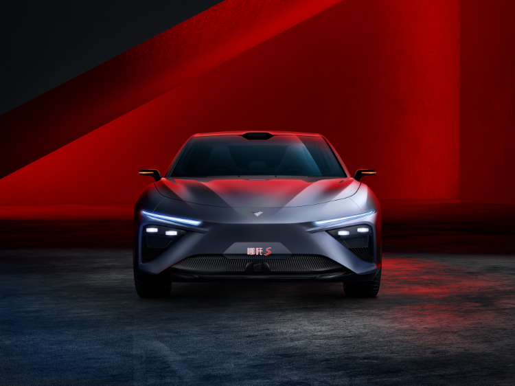 哪吒首款数字汽车哪吒S将亮相2021年世界互联网大会