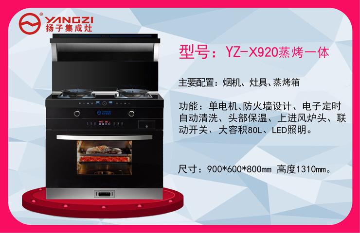 YZ-X920蒸烤