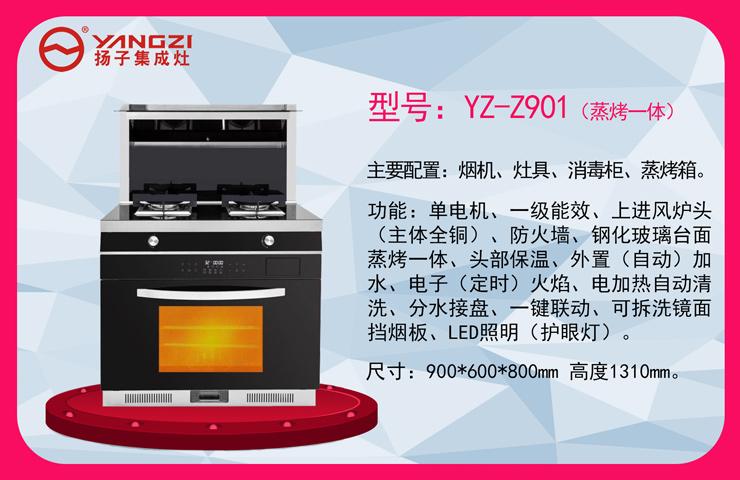 YZ-Z901(蒸烤一体)