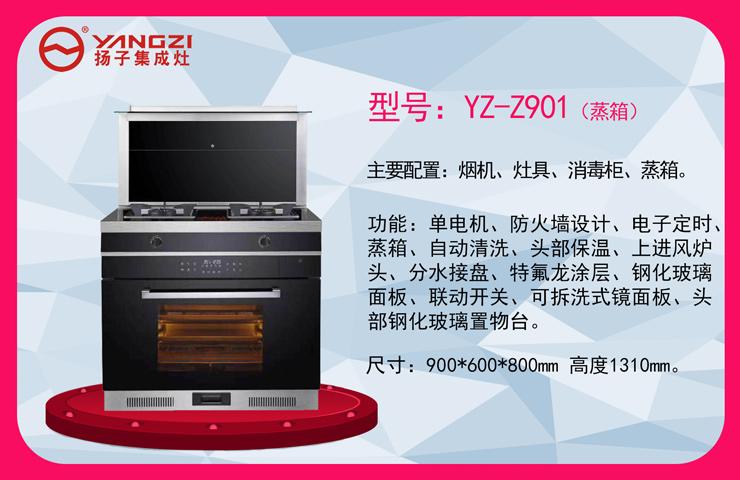 YZ-Z901(蒸箱款)